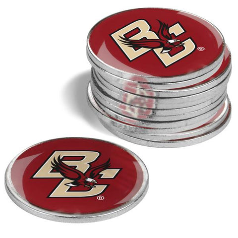 Boston College Eagles - 12 Pack Ball Markers