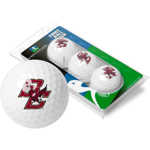 Boston College Eagles - 3 Golf Ball Sleeve