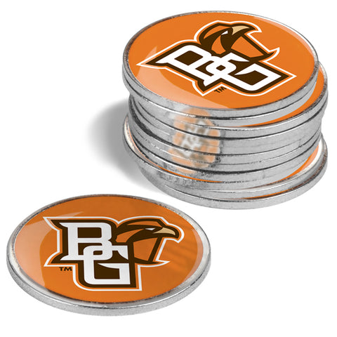 Bowling Green Falcons - 12 Pack Ball Markers