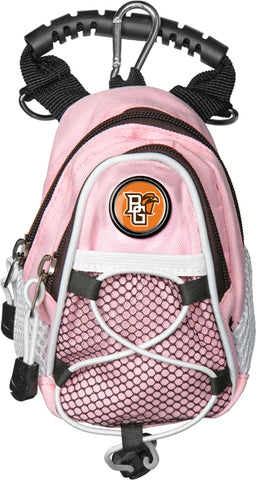 Bowling Green Falcons - Mini Day Pack  -  Pink