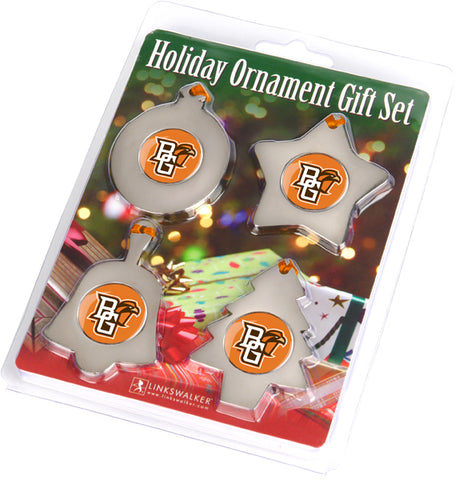 Bowling Green Falcons - Ornament Gift Pack