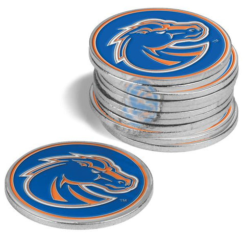 Boise State Broncos - 12 Pack Ball Markers
