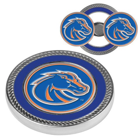 Boise State Broncos - Challenge Coin / 2 Ball Markers
