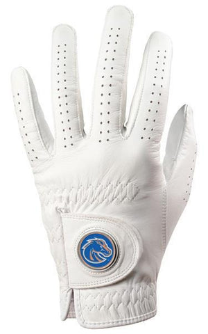 Boise State Broncos - Cabretta Leather Golf Glove - Linkswalkerdirect
