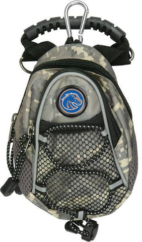 Boise State Broncos - Mini Day Pack  -  Camo - Linkswalkerdirect