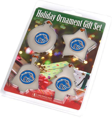 Boise State Broncos - Ornament Gift Pack - Linkswalkerdirect