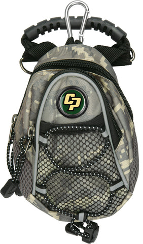 California Polytechnic State University - Mini Day Pack  -  Camo - Linkswalkerdirect