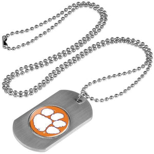 Clemson Tigers - Dog Tag - Linkswalkerdirect