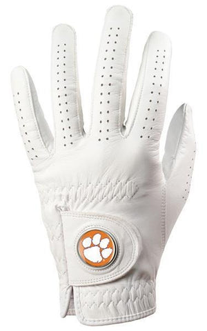Clemson Tigers - Cabretta Leather Golf Glove - Linkswalkerdirect