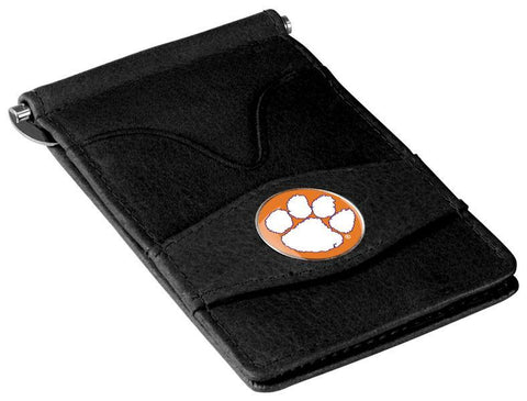 Clemson Tigers - Players Wallet - Black - Linkswalkerdirect