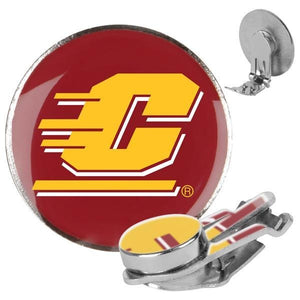 Central Michigan Chippewas - Clip Magic - Linkswalkerdirect