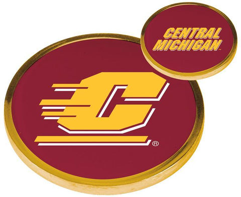 Central Michigan Chippewas - Flip Coin - Linkswalkerdirect