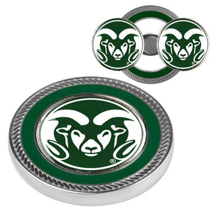 Colorado State Rams - Challenge Coin / 2 Ball Markers
