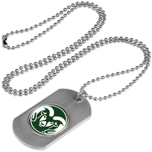 Colorado State Rams - Dog Tag - Linkswalkerdirect