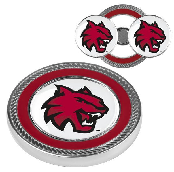 Central Washington Wildcats - Challenge Coin / 2 Ball Markers
