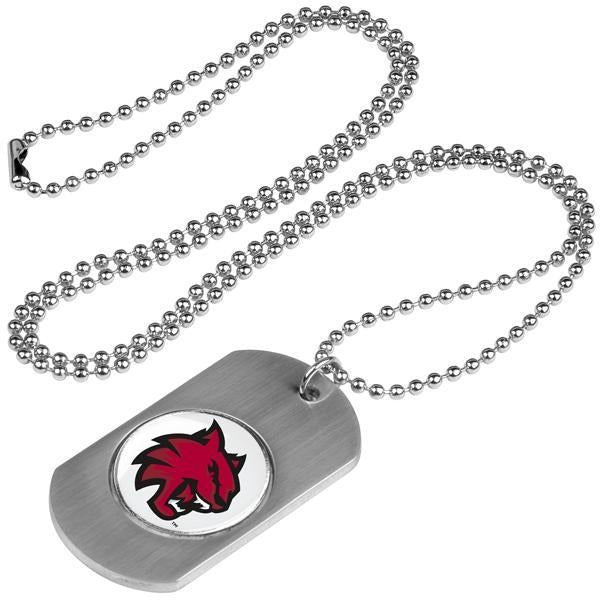 Central Washington Wildcats - Dog Tag - Linkswalkerdirect