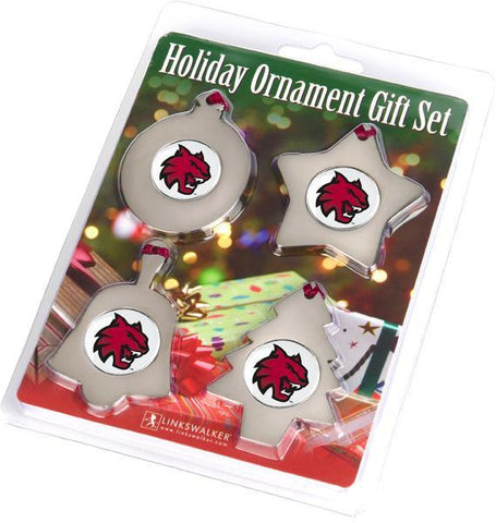 Central Washington Wildcats - Ornament Gift Pack - Linkswalkerdirect