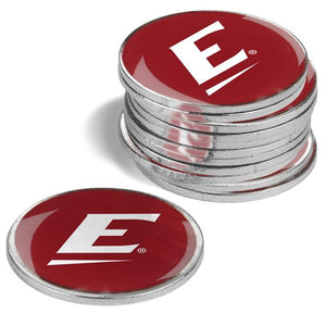 Eastern Kentucky Colonels - 12 Pack Ball Markers