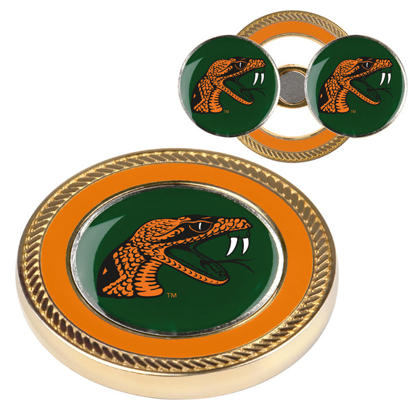 Florida A&M Rattlers - Challenge Coin / 2 Ball Markers