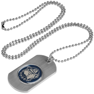 Georgetown Hoyas - Dog Tag - Linkswalkerdirect