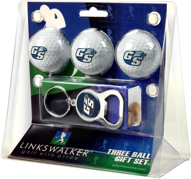 Georgia Southern Eagles - 3 Ball Gift Pack with Key Chain Bottle Opener