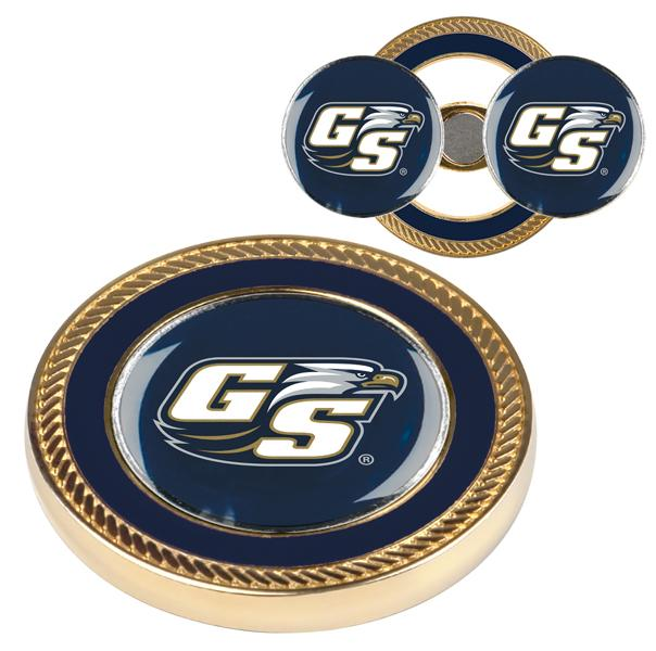 Georgia Southern Eagles - Challenge Coin / 2 Ball Markers
