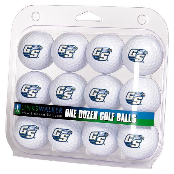 Georgia Southern Eagles - Dozen Golf Balls - Linkswalkerdirect