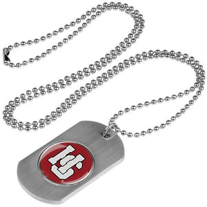 Hampden Sydney College - Dog Tag - Linkswalkerdirect