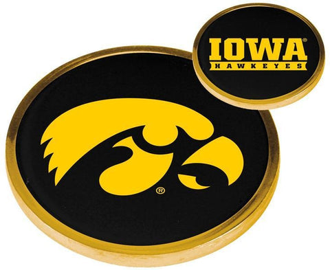 Iowa Hawkeyes - Flip Coin - Linkswalkerdirect