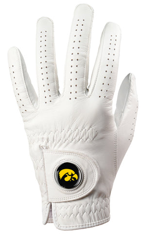 Iowa Hawkeyes - Cabretta Leather Golf Glove