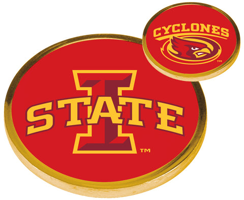 Iowa State Cyclones - Flip Coin