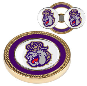 James Madison Dukes - Challenge Coin / 2 Ball Markers