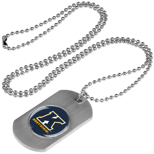Kent State Golden Flashes - Dog Tag - Linkswalkerdirect