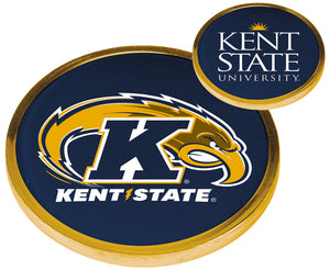 Kent State Golden Flashes - Flip Coin