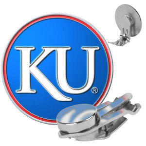 Kansas Jayhawk - Clip Magic - Linkswalkerdirect