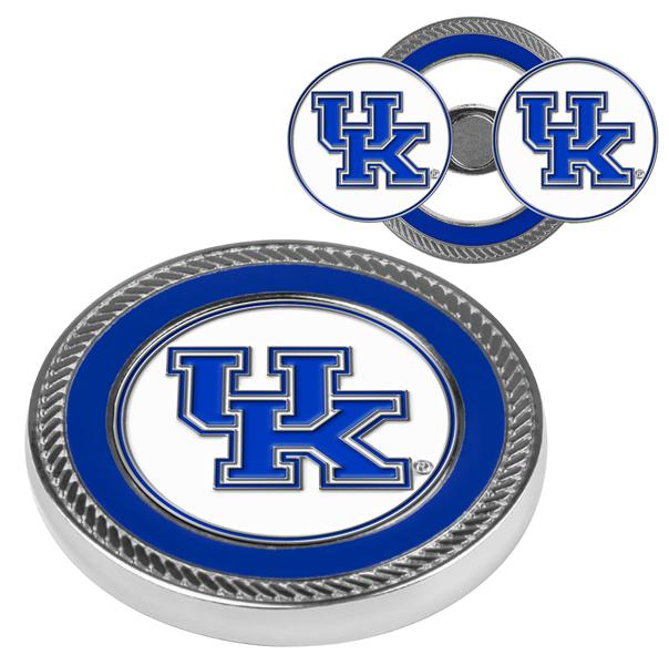 Kentucky Wildcats - Challenge Coin / 2 Ball Markers