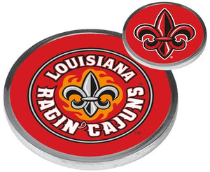 Louisiana Ragin' Cajuns - Flip Coin - Linkswalkerdirect