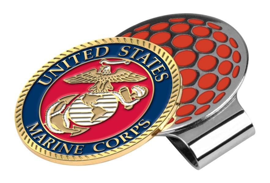 US Marines - Golf Clip - Linkswalkerdirect