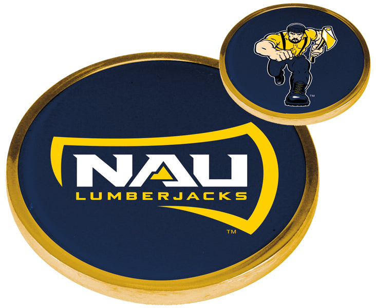 Northern Arizona Lumberjacks - Flip Coin - Linkswalkerdirect