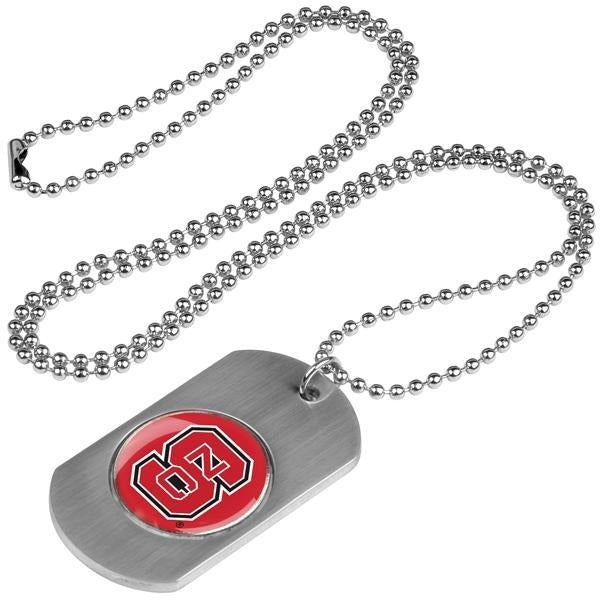 NC State Wolfpack - Dog Tag - Linkswalkerdirect
