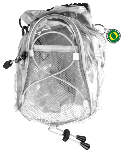 Oregon Ducks - Event Pack  -  CLEAR - Linkswalkerdirect