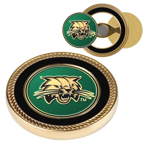 Ohio University Bobcats - Challenge Coin / 2 Ball Markers