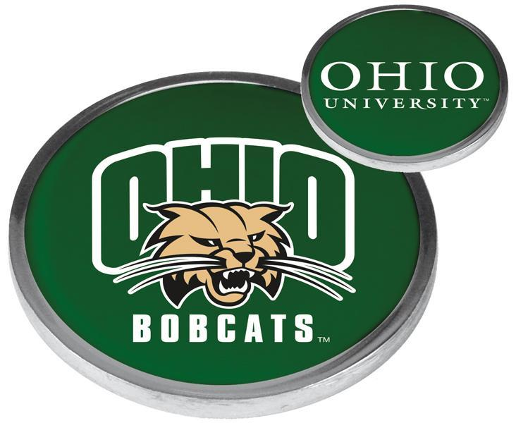 Ohio University Bobcats - Flip Coin - Linkswalkerdirect