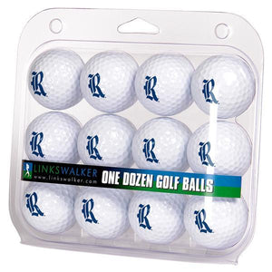 Rice University Owls - Dozen Golf Balls - Linkswalkerdirect