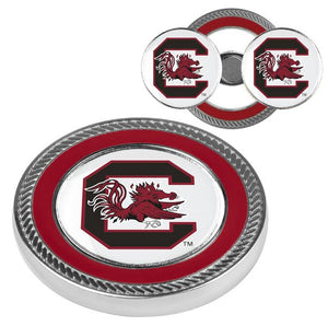 South Carolina Gamecocks - Challenge Coin / 2 Ball Markers