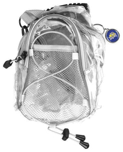 South Dakota State Jackrabbits - Event Pack  -  CLEAR - Linkswalkerdirect