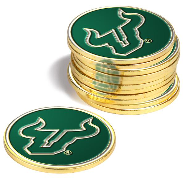 South Florida Bulls - 12 Pack Ball Markers