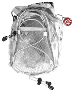 Texas A&M Aggies - Event Pack  -  CLEAR - Linkswalkerdirect
