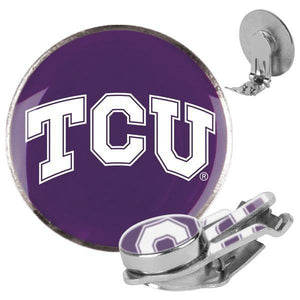 Texas Christian Horned Frogs - Clip Magic - Linkswalkerdirect