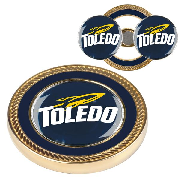 Toledo Rockets - Challenge Coin / 2 Ball Markers